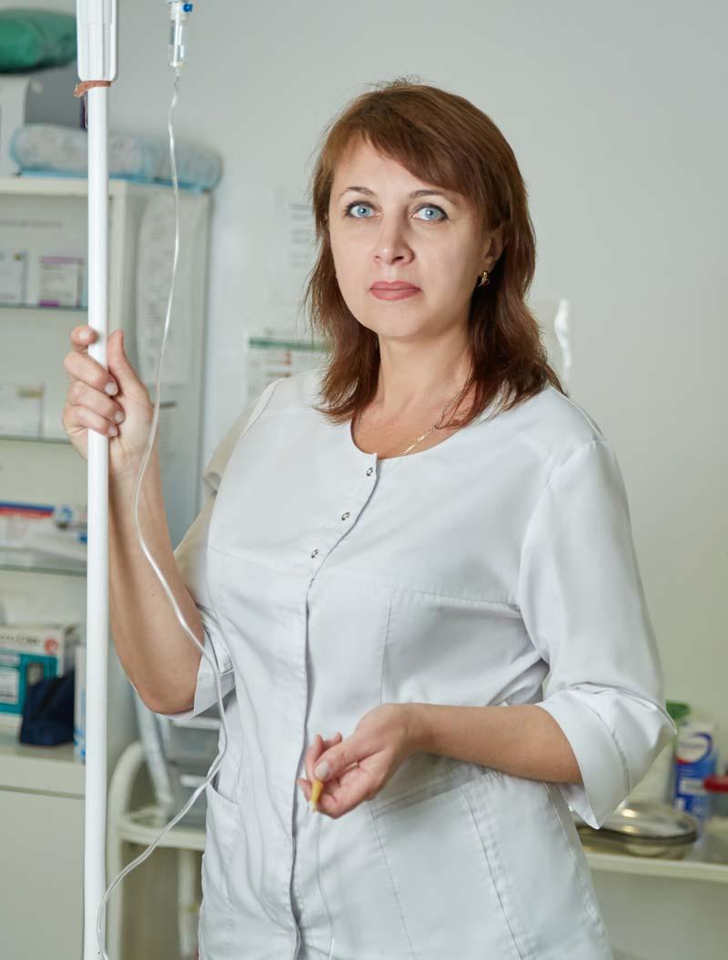 Куликова Ольга Анатольевна