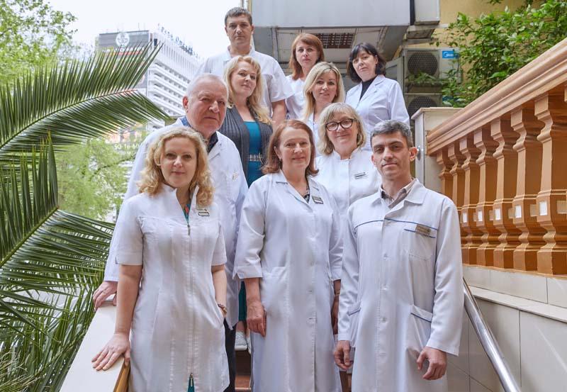 Персонал Медицинской Клиники